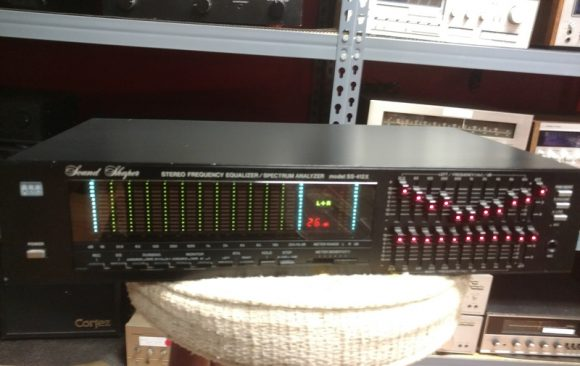 ADC Model SS-412X Equalizer