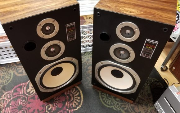Fisher DS-825 Speakers