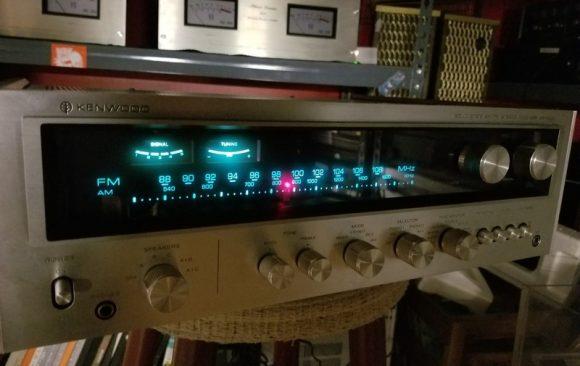 Kenwood KR-V6020 Audio/Video Receiver