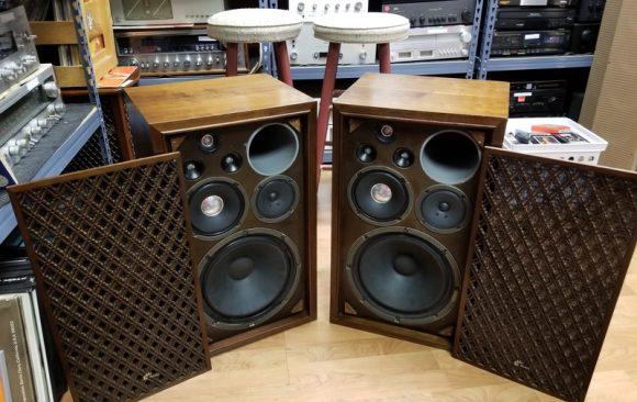 Sansui SP-2000 Speakers