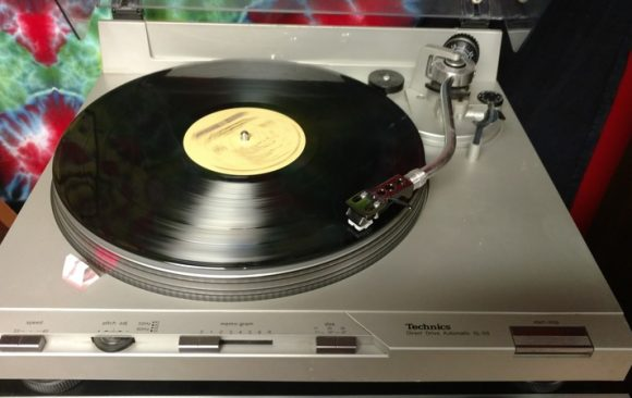 Technics SL-D5 Fully Automatic Record Player